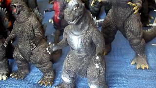 My Godzilla  Collection