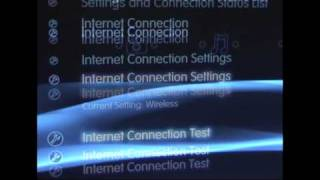How to set up your PS3 to an internet connection [HD]