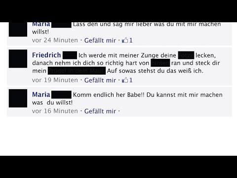 Sextalk im Internet - Facebook Fail!