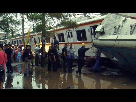 Tragedi Bintaro Terulang Lagi - Was Was 10 Desember 2013 video