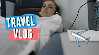 Spain Travel Vlog ! (Day 1)