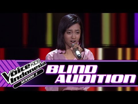 Sofie - Turning Tables   Blind Auditions   The Voice Kids Indonesia Season 3 GTV 2018