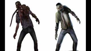 L4D2: Bacteria + All Smoker sounds