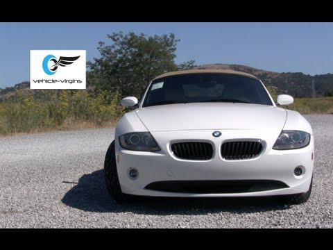 2005 BMW Z4 Road Test And Review