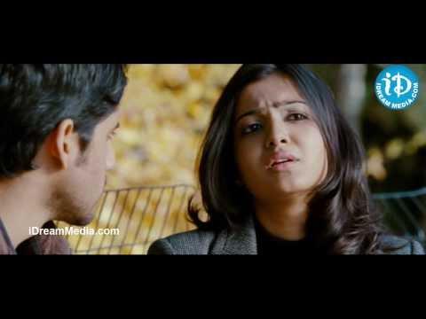 Samantha Naga Chaitanya Ye Maaya Chesave Movie Climax Scene
