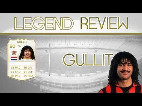 FIFA14 ULTIMATE TEAM: Ruud Gullit Legend Review