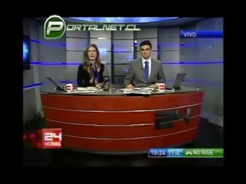 Desmayo en vivo en TVN, abogada Massiel Zavala chascarro