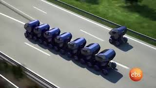 TechTalk With Solomon: Future Cars, Thinnest HD TV, Comet Visit, 3D Printed House  የወደፊትዋ መኪና ምን ትመስ