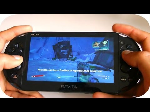PS Vita: Borderlands 2 - Should you buy? Gameplay Review