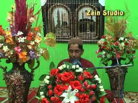 Punjabi Naat Kadi Wich Khwab De By Mujahid Islam.flv video
