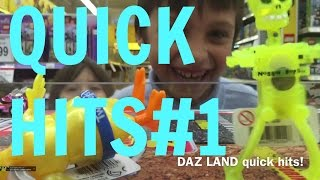 DAZ Land quick hits #1: Skeleton vs. Fat Duck