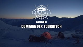 Introducing Commander Touratech