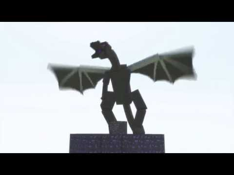 Killer Of The Dragons [Minecraft Animation]