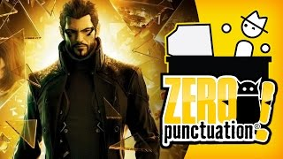 DEUS EX_ HUMAN REVOLUTION (Zero Punctuation)