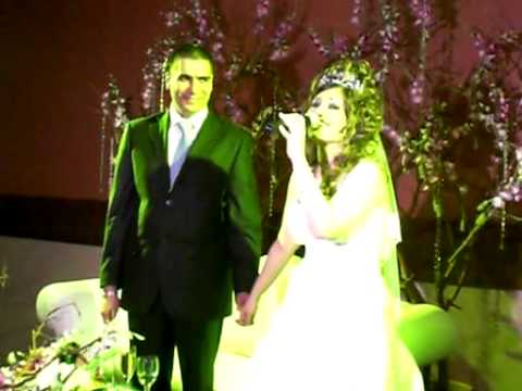 Dania & Micho's wedding, Mabrook! - Arabic Christian Wedding