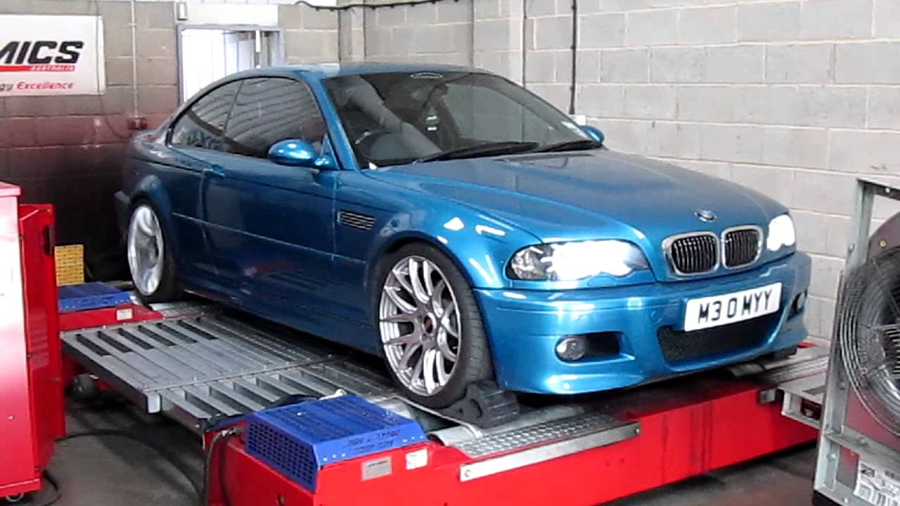 E46 M3 Individual Atlantis Blue Evolve Automotive