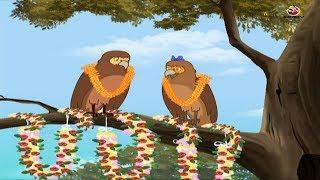 सच्चा दोस्त || Hindi Kahaniya || SSOFTOONS HINDI Kahani , Fairy Tales in Hindi Part 3