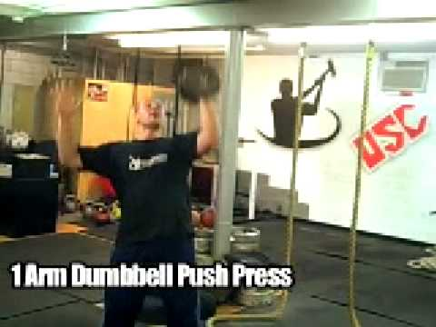 Real Man Dumbbell Workout For Strength Image 1