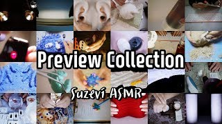 Suzevi ASMR Preview Collection | 프리뷰 모음 (1)