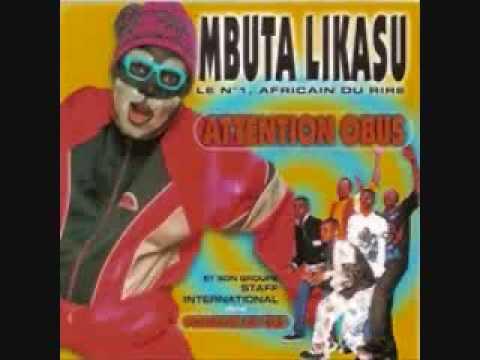 Mbuta Likasu - Mess Ya Sango Comedien