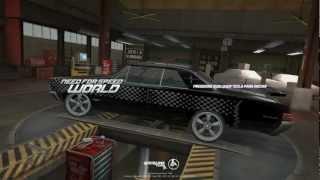 Gameplay - Need for Speed World - Analizando e falando das novidades