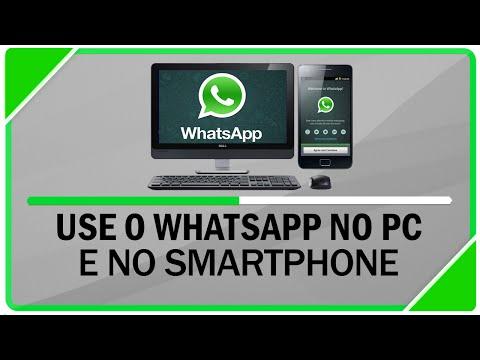 Como usar WhatsApp no smartphone e no computador ao mesmo tempo