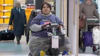 'Too Fat To Fly' Frenchman Kevin Chenais Banned From Eurostar