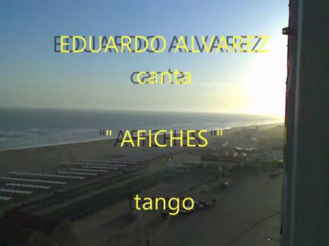 - AFICHES -  tango - de Stampone y Expósito