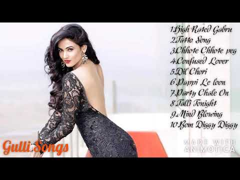 TOP 10 Bollywood Party Songs 2018 | Latest & New Bollywood Party Songs July 2018