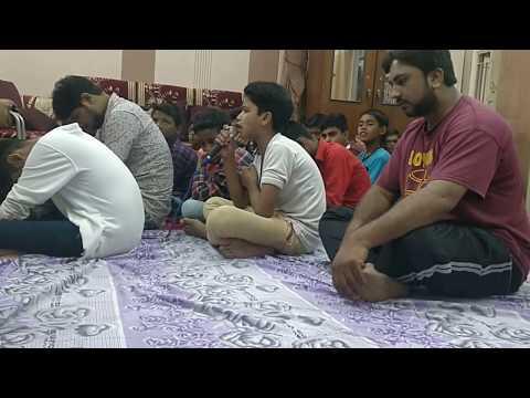 Shab E Jumma Hajari Program Ahmedabad Nohay Marsiya Hazari 2018 1449