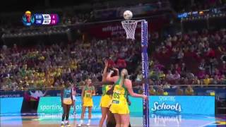 Diamonds Top 10 Netball World Cup Moments
