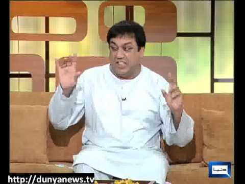 Dunya News - HASB-E-HAAL - 18-05-2013 -- Part 4/5