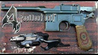 RESIDENT EVIL 4 - Só  Red9 e P.R.L 412 - Profissional - Parte 2   (PS4)