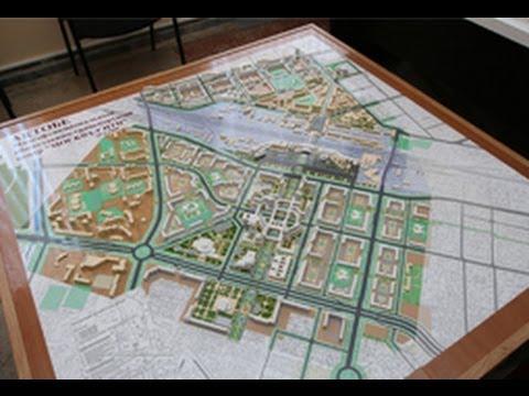 Актобе - Карта