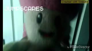 Five Nights at Plushy Island And Its Fan Games All Jumpscares