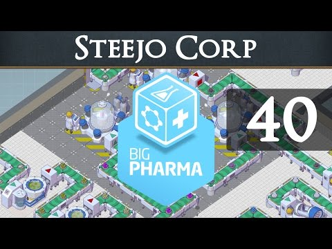 Let's Play Big Pharma Part 40