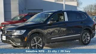 New 2019 Volkswagen Tiguan Saint Paul MN Minneapolis, MN #89548