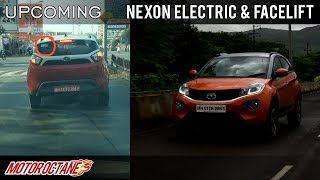 Tata Nexon Electric and Facelift Coming | Hindi | MotorOctane