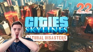 CITIES SKYLINES: NATURAL DISASTERS Deutsch #22