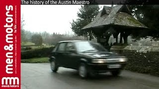 The history Of The Austin Maestro
