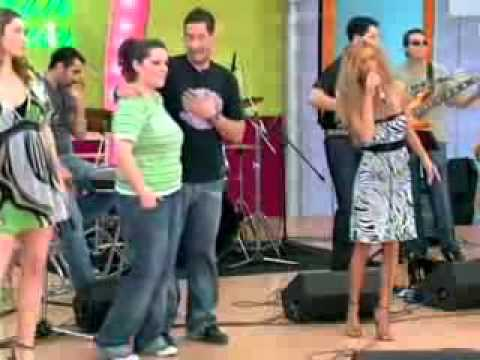 Paola - Live 2007 on Kafes Me Tin Eleni Part 2