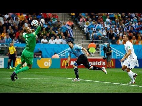 Uruguay vs England 2014 FIFA World Cup Results