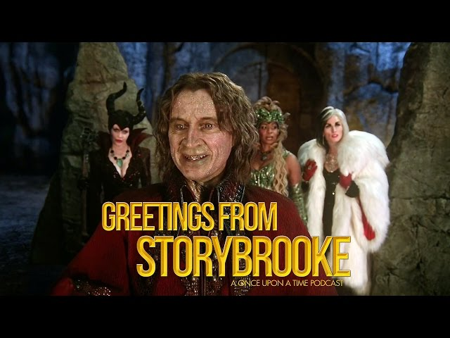 "Greetings from Storybrooke #113 - (S04E12) ""Darkness on the Edge of Town"" Discussion"