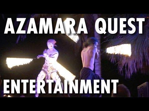 Azamara Quest Tour & Review: Entertainment & AzAmazing Evenings ~ Azamara Club Cruises ~ Review