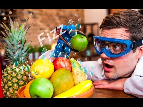 How To Make Fizzy Fruit!!!
