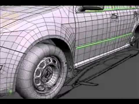 Car Design Software Car