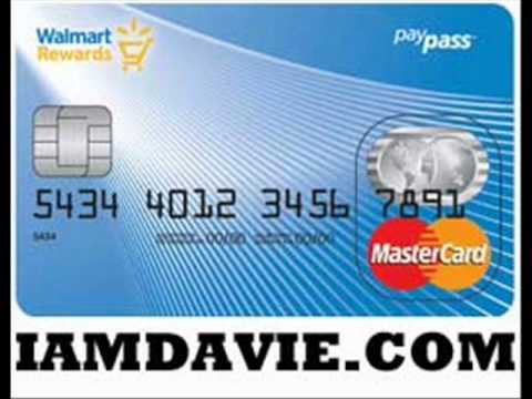 The Walmart Credit Card What You NEED to Know that will Save You $$$$