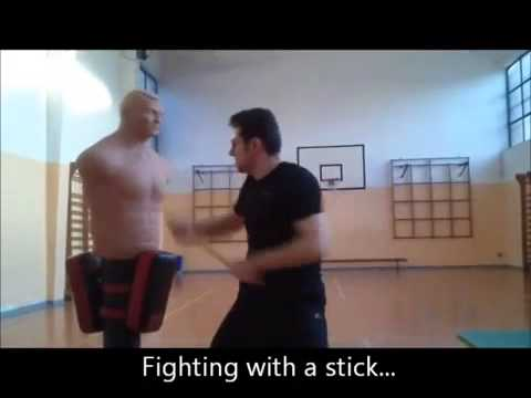 THE SELF DEFENSE TRAINING SYSTEM VIDEO REVIEW Image 1