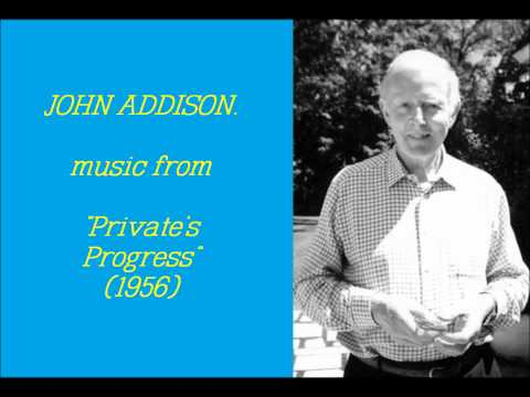 John Addison: music from