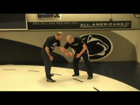 clearing wrists by Cael Sanderson